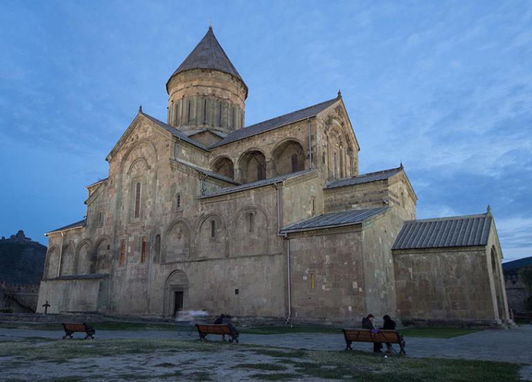Svetitskhoveli, Mtskheta