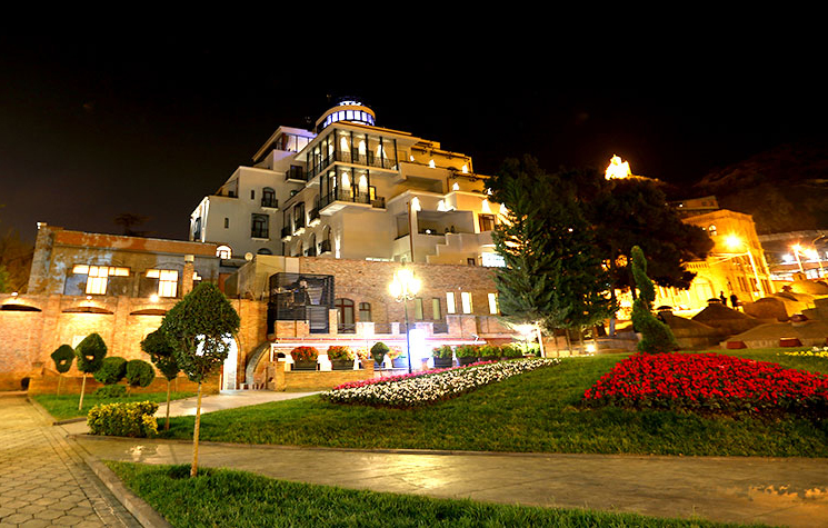 Tiflis Palace Hotel ****