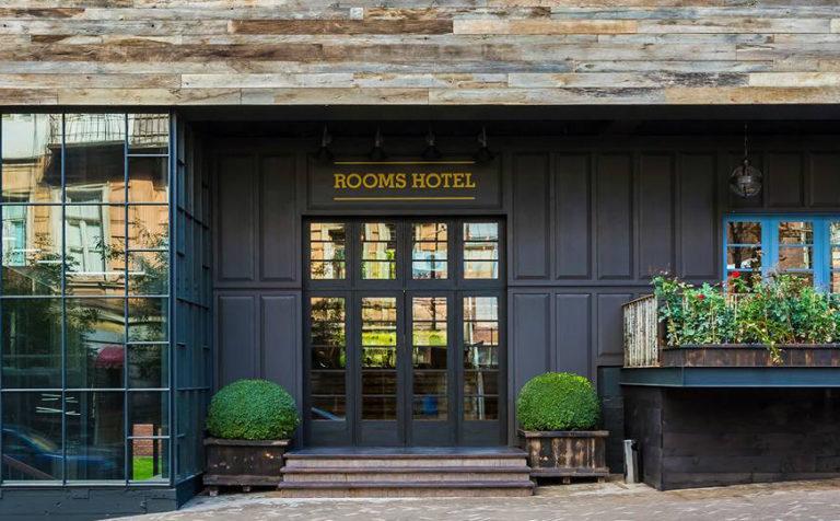Rooms Hotel Tbilisi ****