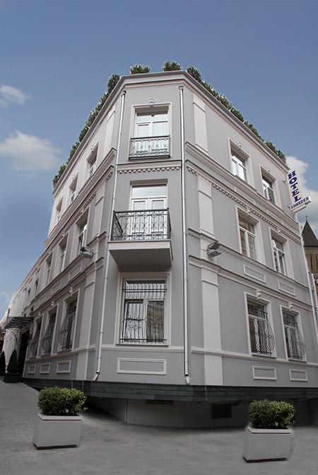 Hotel Sharden ***