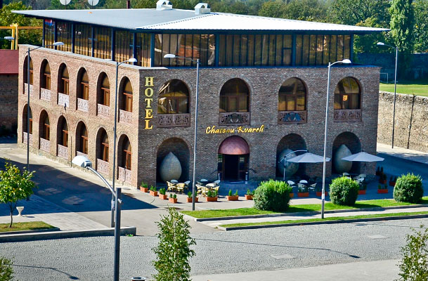 Hotel Chateau Kvareli