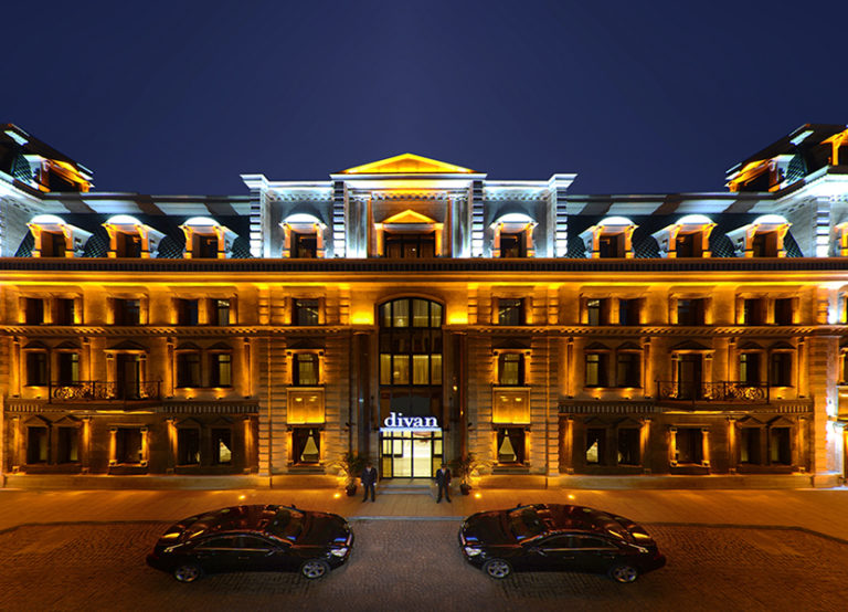 Divan Suites Batumi *****