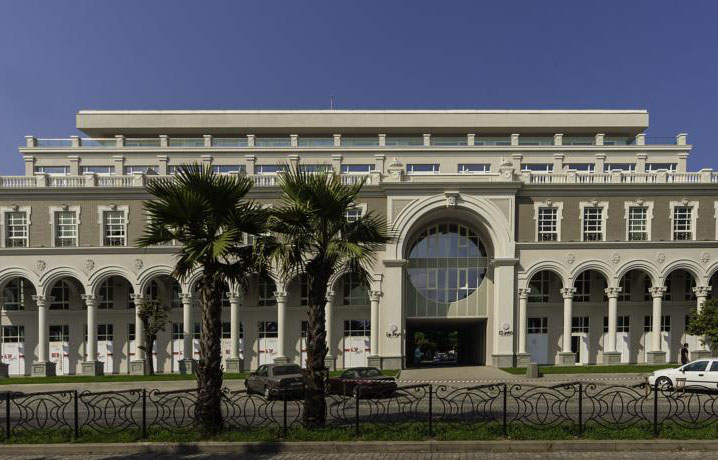 Le Port Apart Hotel Batumi