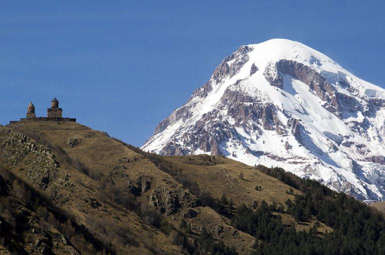 Mount Kazbek