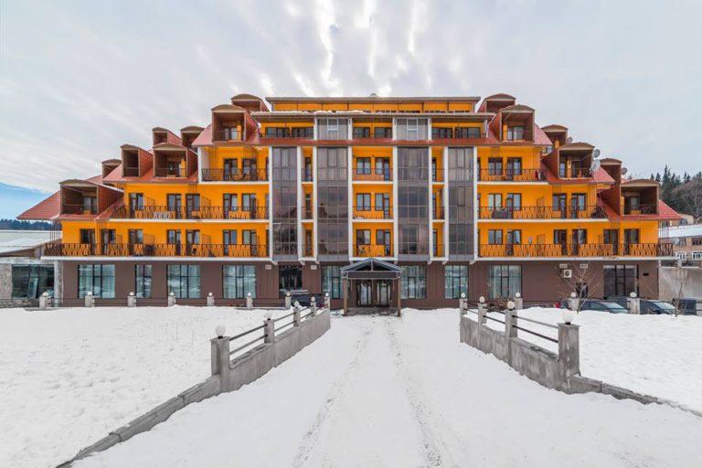 Hotel Snow Plaza Bakuriani