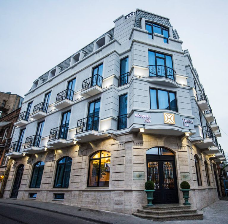 Rooms Hotel Tbilisi Contact
